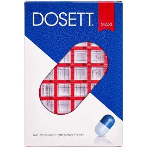 Køb Dosett MAXI doseringsæske 1 stk. online hos apotekeren.dk