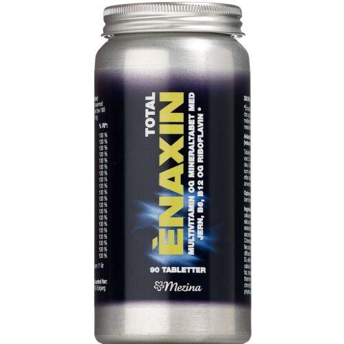 Køb Énaxin tabletter med vitaminer og mineraler 90 stk. online hos apotekeren.dk