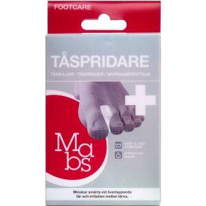 Køb Mabs Tåspreder, one-size 2 stk. online hos apotekeren.dk