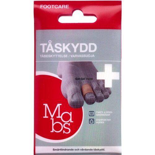 Køb Mabs Tåbeskyttelse Tubeformet medium, 7,5 cm 2 stk. online hos apotekeren.dk