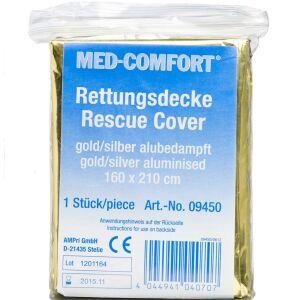 Køb MED-COMFORT Antichok-tæppe 160 x 210 cm 1 stk. online hos apotekeren.dk
