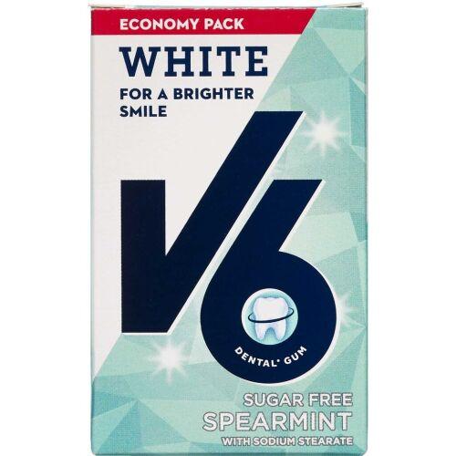 Køb V6 Økopakke Spearmint White ca. 50 stk. online hos apotekeren.dk