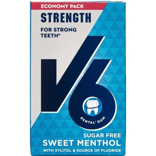 Køb V6 Økopakke Sweet Menthol ca. 50 stk. online hos apotekeren.dk