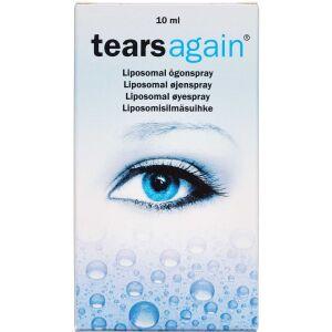 Køb Tearsagain øjenspray 10 ml online hos apotekeren.dk