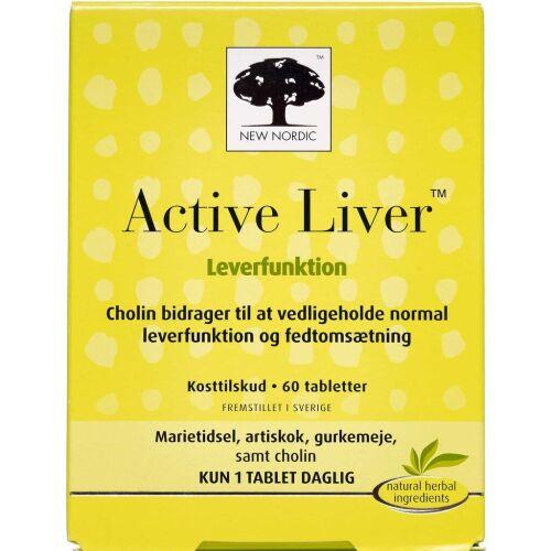 active liver new nordic bivirkninger
