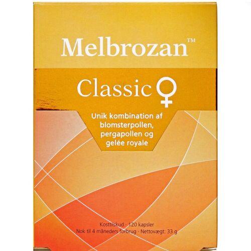 Køb Melbrozan Classic kapsler 120 stk. online hos apotekeren.dk