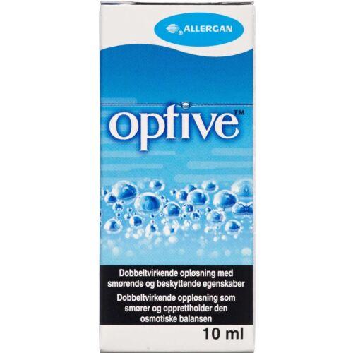Køb Optive øjendråber 10 ml online hos apotekeren.dk