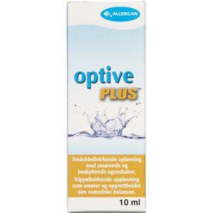 Køb Optive Plus øjendråber 10 ml online hos apotekeren.dk
