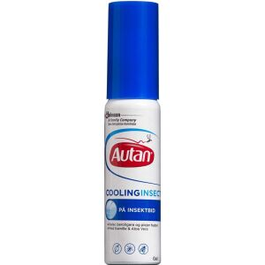 Køb Autan Cooling Insektspray 25 ml online hos apotekeren.dk