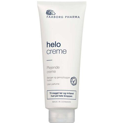 Køb Faaborg Pharma Helo Creme tør og irriteret hud 400 ml online hos apotekeren.dk