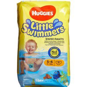 Køb Huggies Little Swimmers 12-18 kg 11 stk. online hos apotekeren.dk