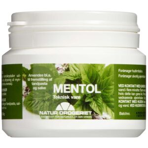 Køb Mentol Krystaller 30 g online hos apotekeren.dk