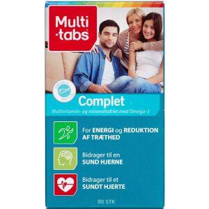 Køb Multi-tabs Complet kapsler 90 stk. online hos apotekeren.dk