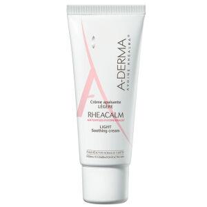 Køb A-Derma Rheacalm light creme 40 ml online hos apotekeren.dk