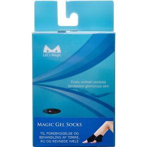 Køb Magic Gel Socks one size 1 par online hos apotekeren.dk