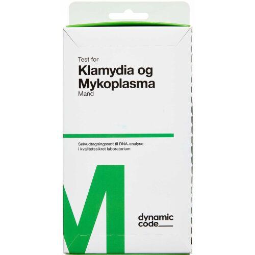 Køb Dynamic Code Test til klamydia mand 1 stk. online hos apotekeren.dk