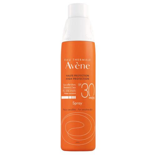 Køb Avène Sun Spray SPF30 200 ml online hos apotekeren.dk