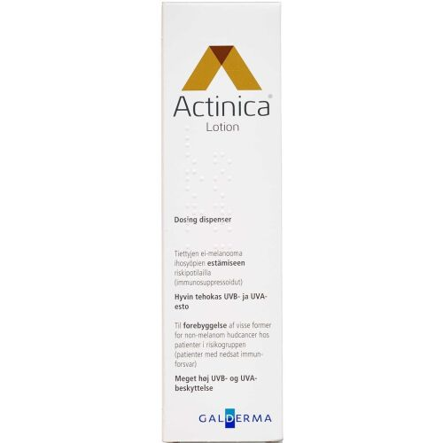 Køb Actinica Lotion 80 g. online hos apotekeren.dk