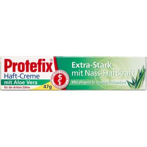 Køb Protefix fastholdelsescreme aloe vera 47 g online hos apotekeren.dk