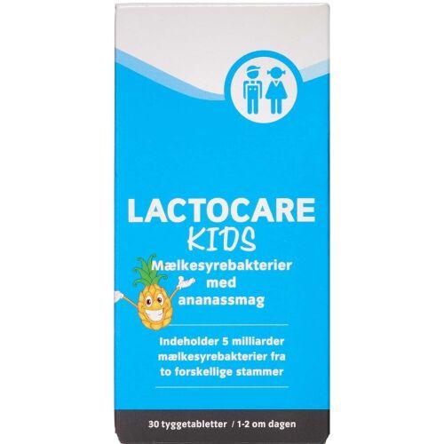 Køb Lactocare Kids tyggetabletter 30 stk. online hos apotekeren.dk