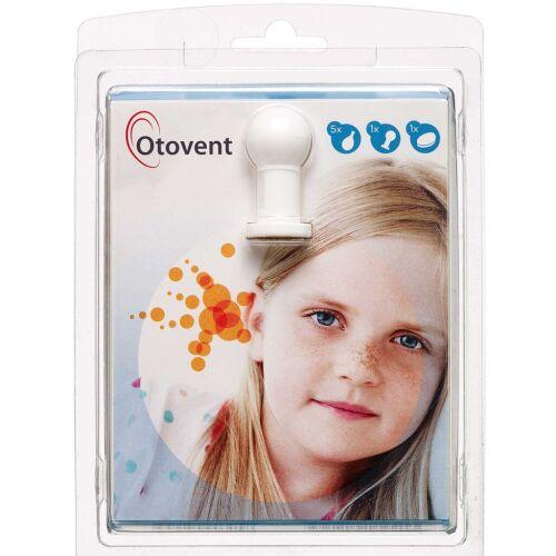 Køb Otovent 1 næserør og 5 balloner online hos apotekeren.dk