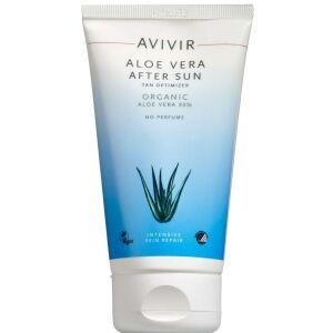 Køb AVIVIR Aloe Vera After Sun lotion 150 ml online hos apotekeren.dk