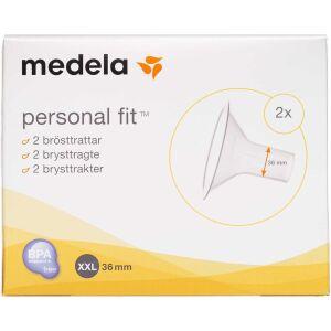 Køb Medela brysttragt str. 36 mm 2 stk. online hos apotekeren.dk