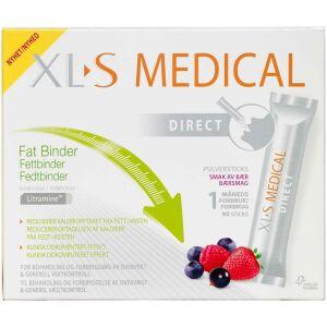 Køb XLS Medical Fat Binder Direct 90 stk. online hos apotekeren.dk