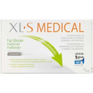 Køb XLS Medical Fat Binder 180 stk. online hos apotekeren.dk