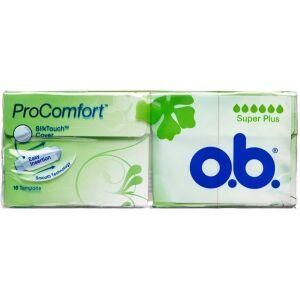 Køb O.B. Pro Comfort tampon super plus 16 stk. online hos apotekeren.dk