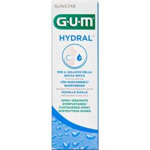 Køb Gum Hydral Spray mundtørhed 50 ml online hos apotekeren.dk