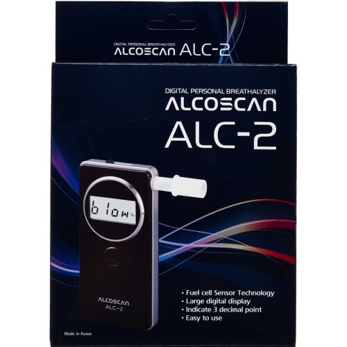 Køb Alcoscan Alkometer ALC-2 1 stk. online hos apotekeren.dk