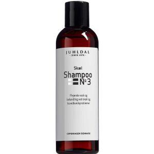 Køb Juhldal Shampoo No. 3 Skæl 200 ml online hos apotekeren.dk