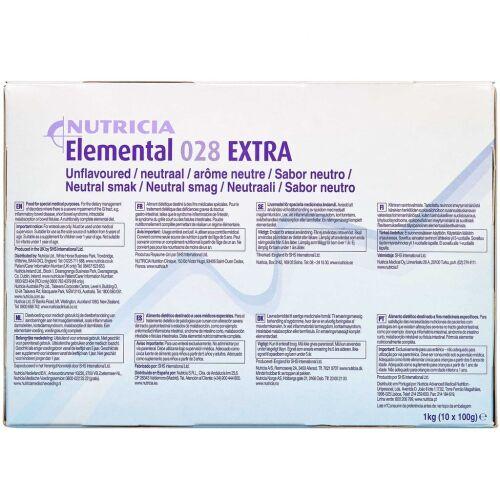Køb Elemental 028 Extra Neutral 10 x 100 g online hos apotekeren.dk