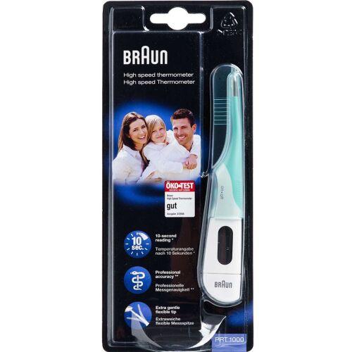 Køb Braun High Speed termometer 1 stk. online hos apotekeren.dk