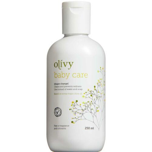 Køb Olívy Baby Care liniment t/bleskift 250ml online hos apotekeren.dk