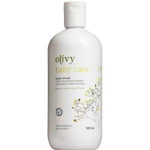 Køb Olivy Baby Care liniment bleskift 500 ml  online hos apotekeren.dk