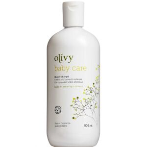 Køb Olívy Baby Care liniment t/bleskift 500ml online hos apotekeren.dk