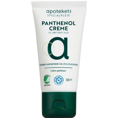 Køb Apotekets Panthenolcreme 30 ml online hos apotekeren.dk