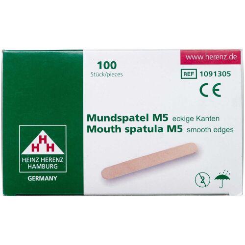 Køb Trætungespatel 15 cm 100 stk. online hos apotekeren.dk