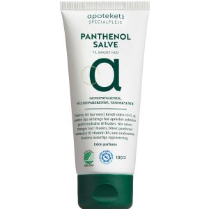 Køb Apotekets Panthenol Salve 100 ml online hos apotekeren.dk