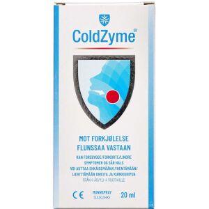 Køb ColdZyme mundspray 20 ml online hos apotekeren.dk