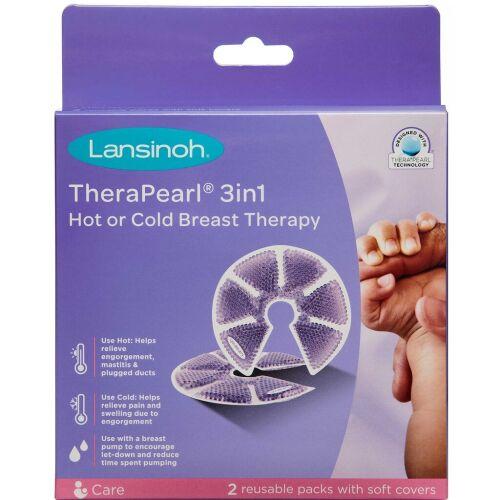 Køb Lansinoh Therapearl 3i1 brystomslag 1 stk. online hos apotekeren.dk