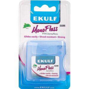Køb Ekulf Monofloss Tandtråd 50 m online hos apotekeren.dk