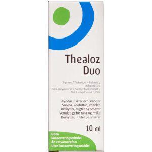 Køb Thealoz Duo øjendråber til tørre og skadede øjne 10 ml online hos apotekeren.dk