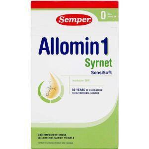 Køb Allomin 1 syrnet 700 g online hos apotekeren.dk
