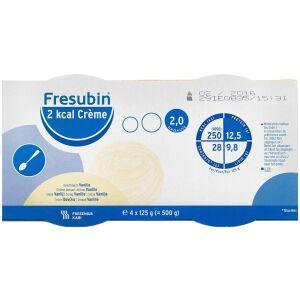 Køb Fresubin® 2 kcal Creme Vanille 4 x 125 g online hos apotekeren.dk