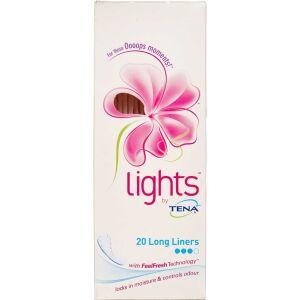 Køb Lights by TENA, Long 20 stk. online hos apotekeren.dk