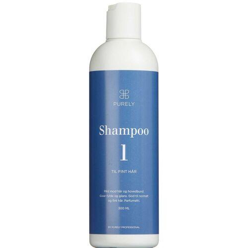 Køb Purely Professional Shampoo 1 300 ml online hos apotekeren.dk