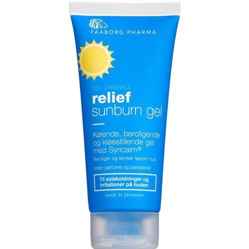 Køb Relief Sunburn Gel 100 ml online hos apotekeren.dk